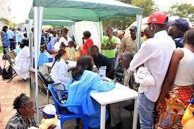 Angola regista 110 novos casos