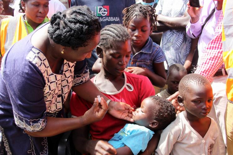 Moçambique regista surto de cólera