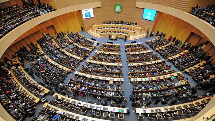 Países da União Africana reúnem-se em cimeira