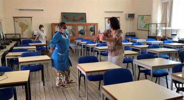 Portugal voltou a encerrar todas as escolas