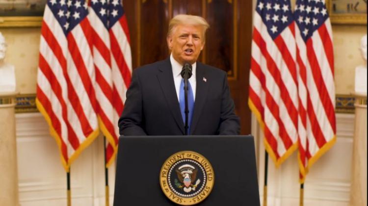 Trump concede mais de 140 perdões
