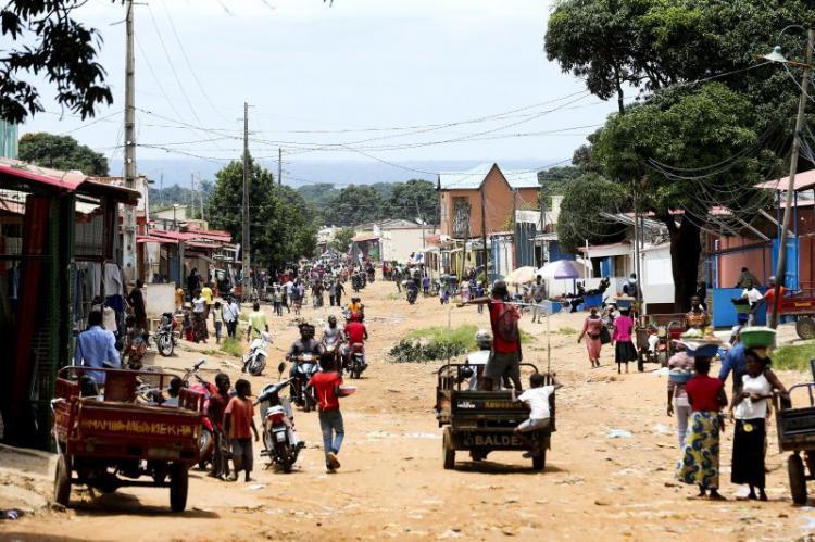 Deputados da UNITA abandonam Kafunfo lamentando