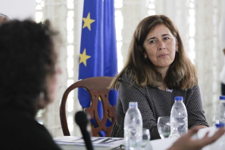 Embaixadora da UE da Venezuela tem 72 horas para abandonar o país