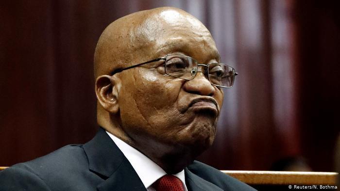 Jacob Zuma diz que prefere ser preso do que depor sobre corrupção