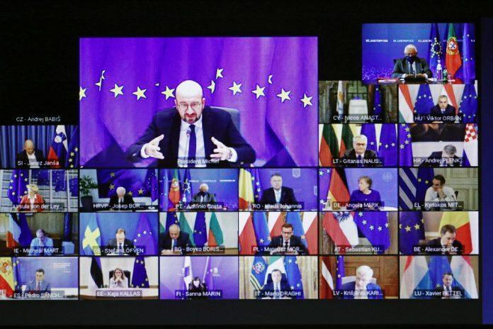 Líderes da UE reúnem-se hoje