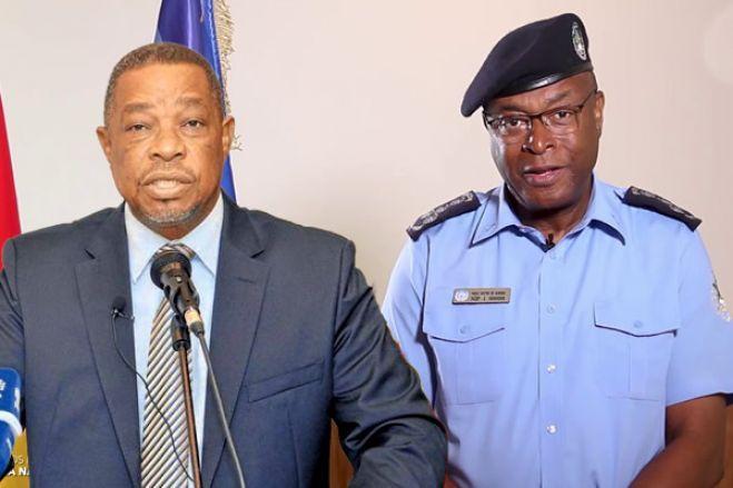 ONG apresenta queixa-crime contra ministro do Interior e comandante da Polícia