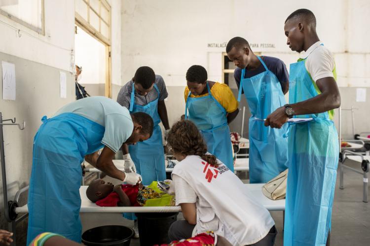 Declarado surto de cólera em Moçambique