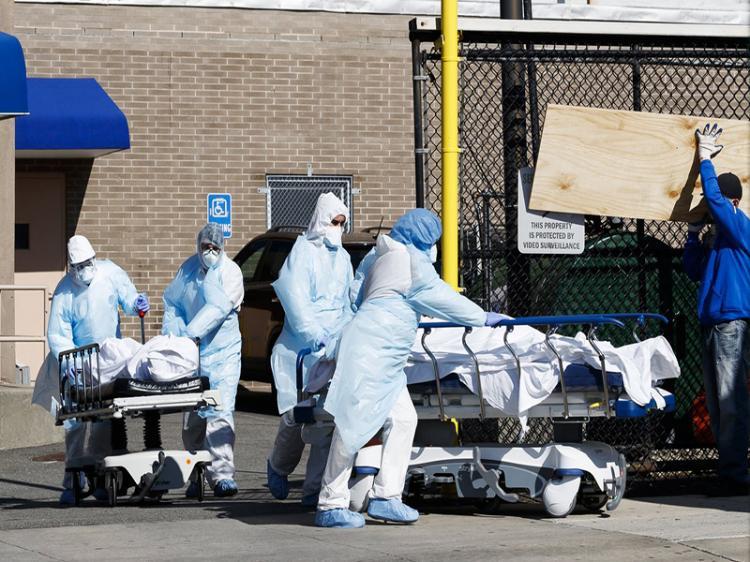 Quase 2,54 milhões de mortos desde o início da pandemia
