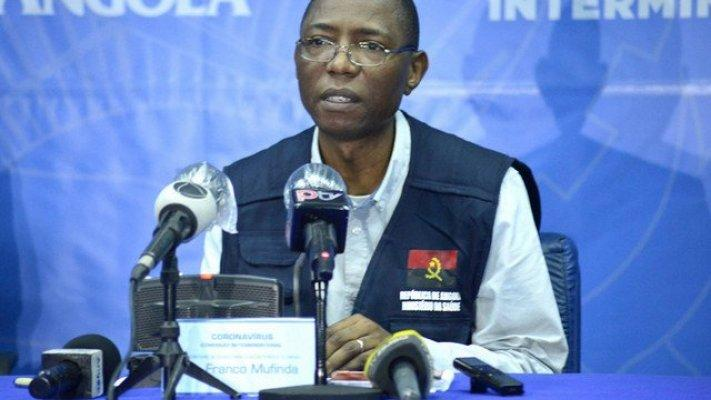 Angola regista 22 infectados e um morto