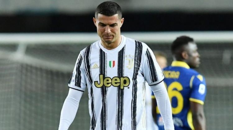 Cristiano Ronaldo pode estar de saída