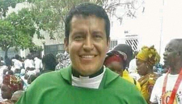 Detido suposto assassino do padre argentino