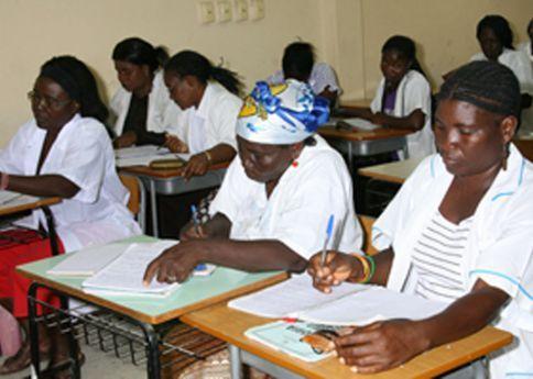 Alfabetizadores de Malanje podem cruzar os braços