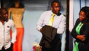 Horizonte Njinga Mbandi exibe 'o soldado'