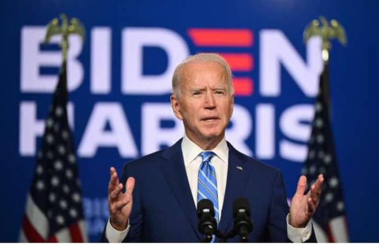 Joe Biden discursa hoje à Nação