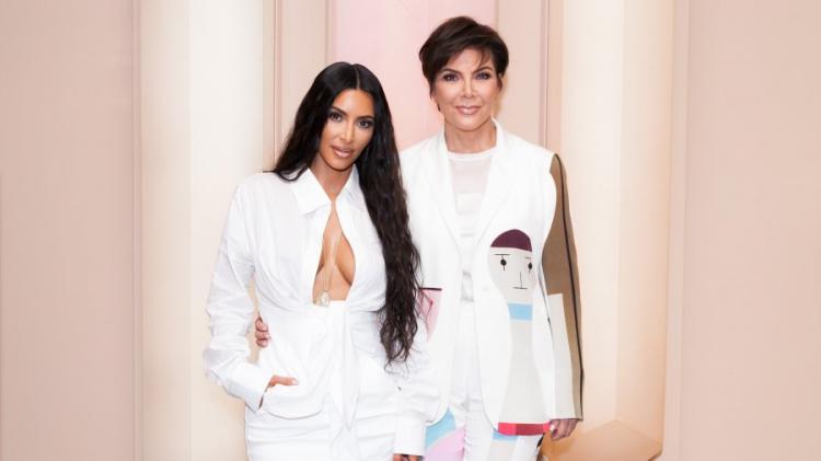 Kris Jenner quebra silêncio sobre divórcio de Kim e Kanye