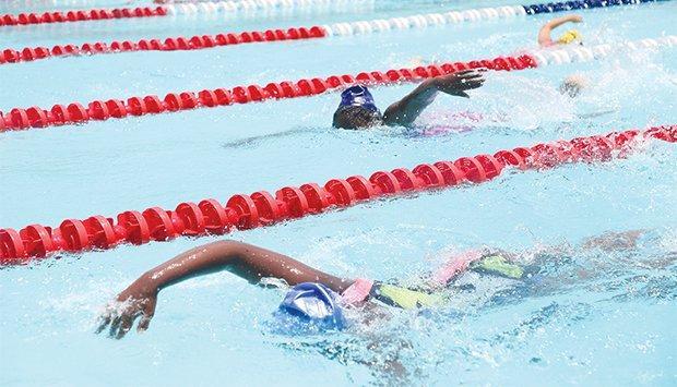 Nadadores beneficiam de acordo com Portugal