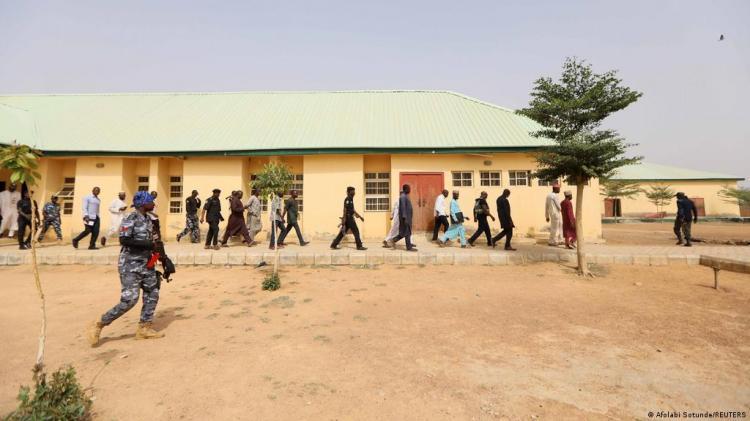 Estudantes raptados foram libertados