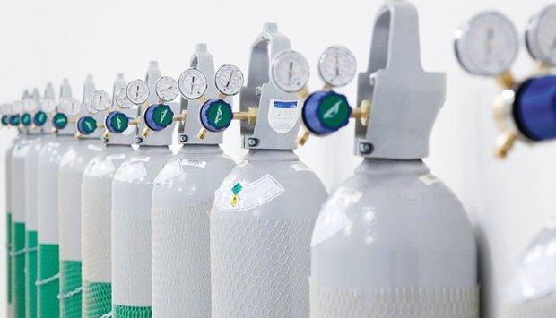 Hospital reabre a fábrica de oxigénio