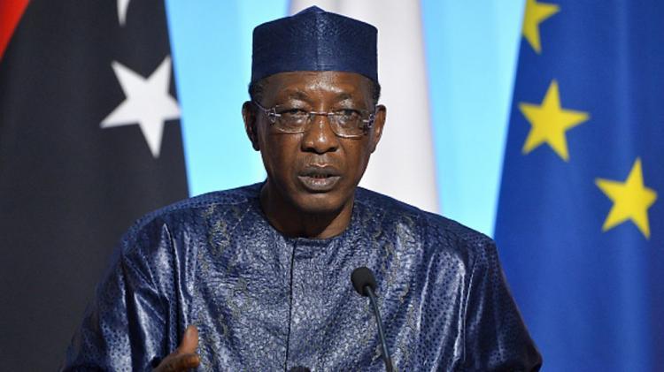 Morre presidente do Chade dias depois de ser reeleito