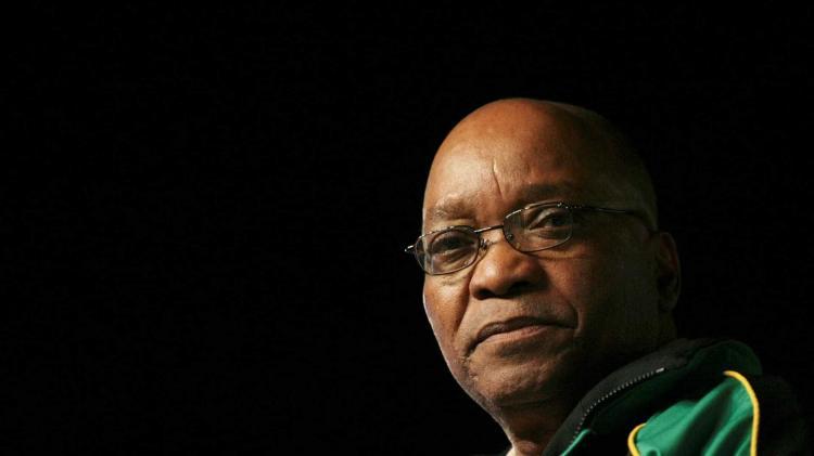 Zuma diz-se pronto para tornar-se o primeiro prisioneiro