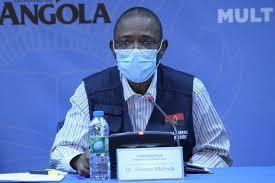 Angola atinge 600 óbitos