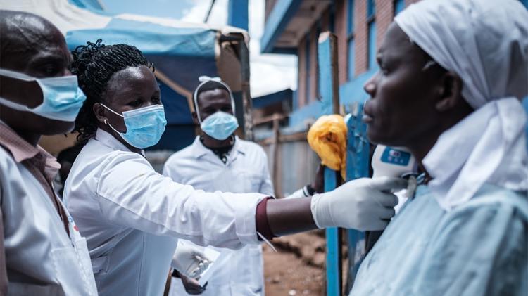 África com mais 301 mortos nas últimas 24 horas
