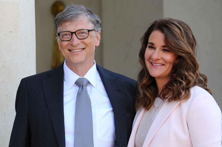 Casal Gates e Melinda Bill anunciam divórcio