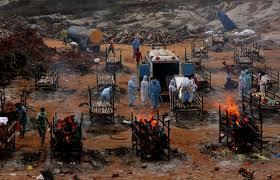 Índia ultrapassa os 20 milhões de casos desde o início da pandemia