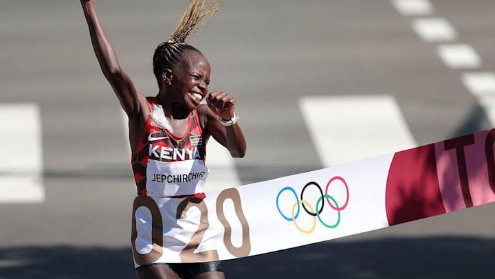 Quénia, o africano mais bem classificado