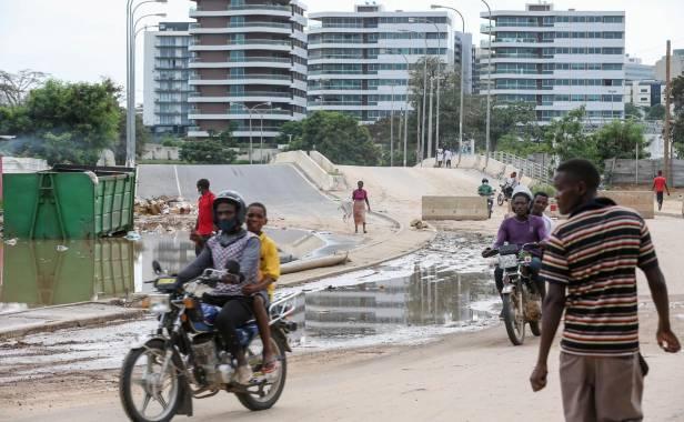 Governo levanta cerca sanitária de Luanda