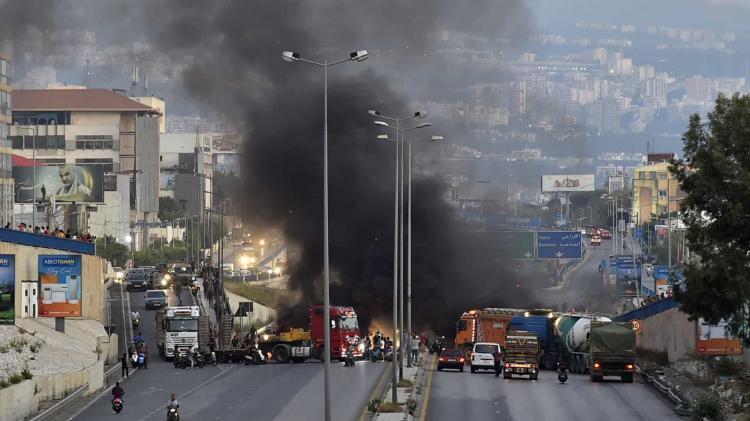 Israel confirma ataque a alvos no Líbano