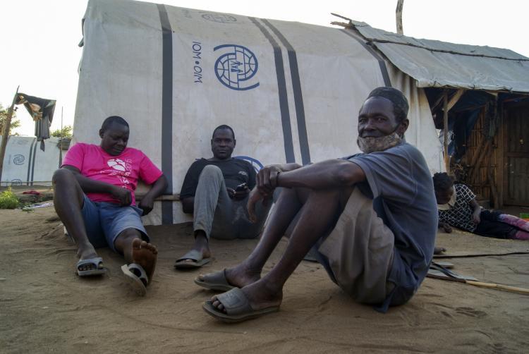 ONG alerta para transtornos e traumas psicológicos graves entre deslocados