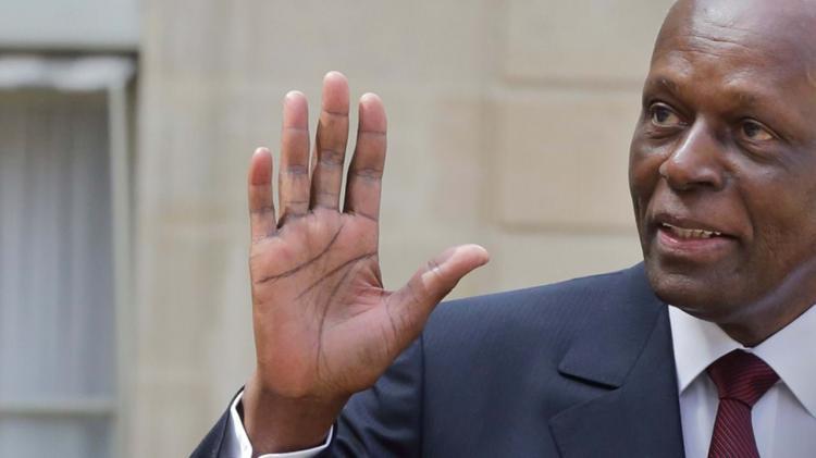 Ex-presidente José Eduardo dos Santos regressou a Angola