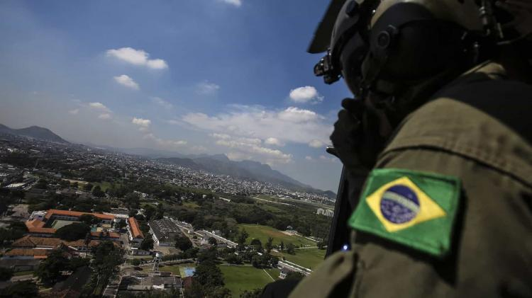 Brasil com elevado tráfico de pessoas