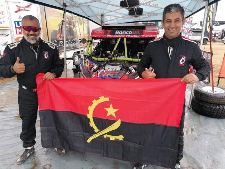 Angola apta para o Rally Dakar