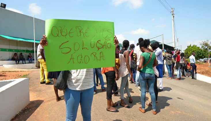 Aumento das propinas leva estudantes às ruas a 25 deste mês