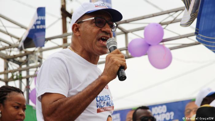 Carlos Vila Nova vence com mais de 57% dos votos
