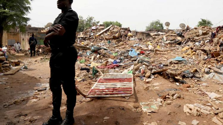 Explosão mata 4 soldados malianos