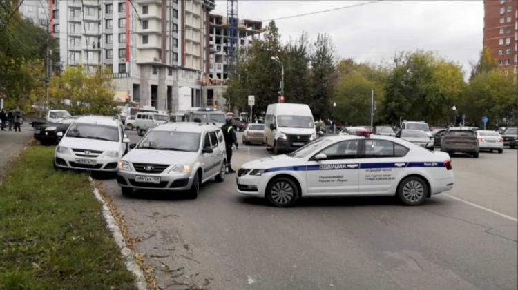 Tiroteio numa universidade russa faz oito mortos