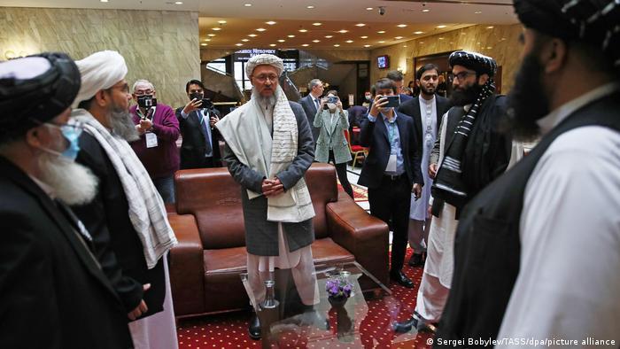 Rússia pode retirar talibã da lista de organizações terroristas